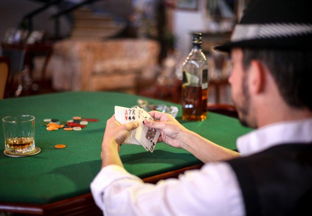 Blackjack Playing